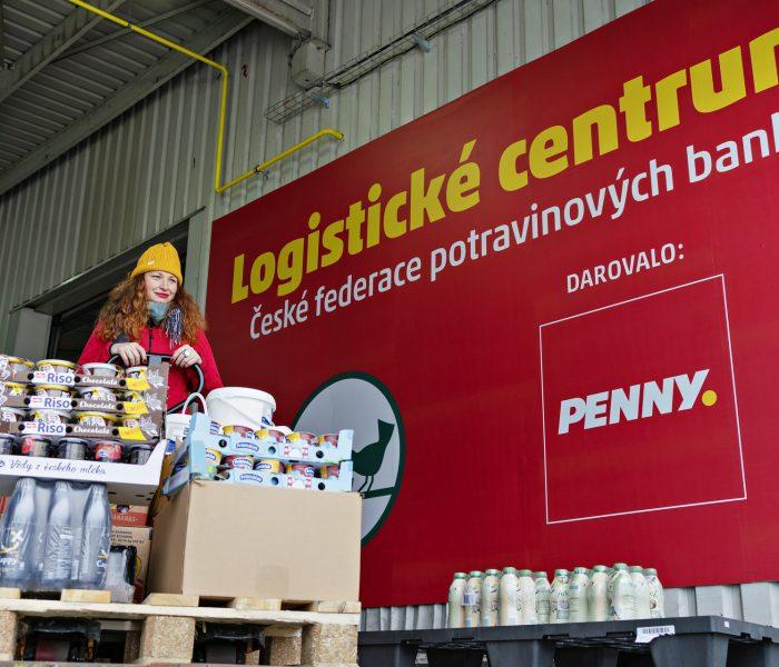 PENNY podpoří 8 milióny další rozvoj potravinových bank u nás