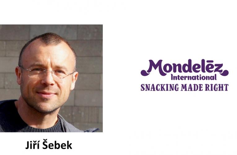 Do Mondelezu nastupuje Jiří Šebek