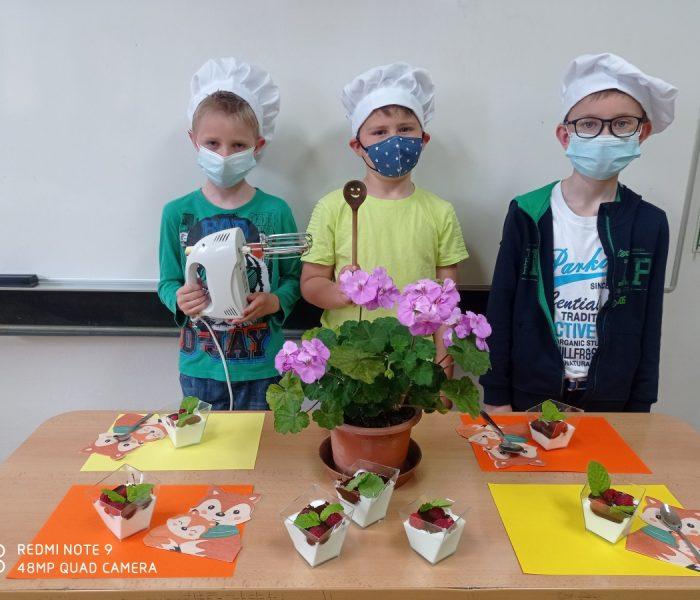Malí kuchtíci v soutěži Finále Zdravé 5 opět ukázali, co umí