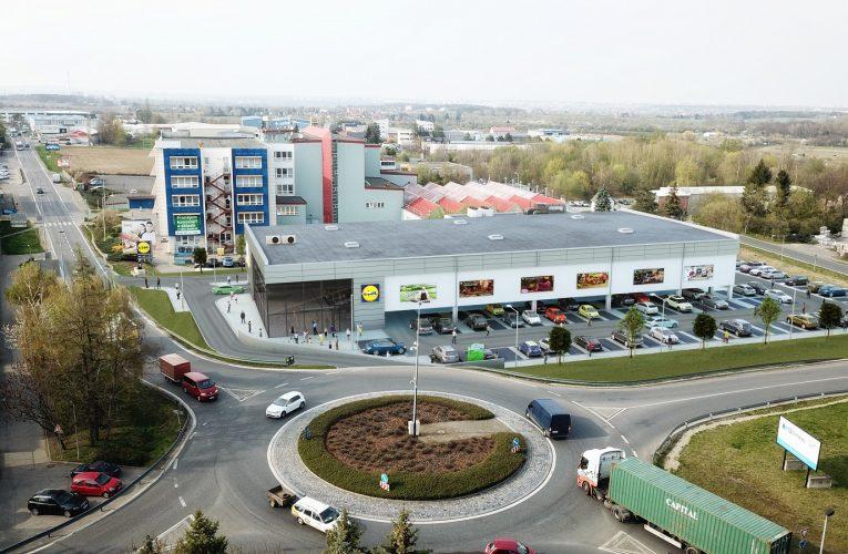 V Uhříněvsi se dnes otevírá nová prodejna Lidl