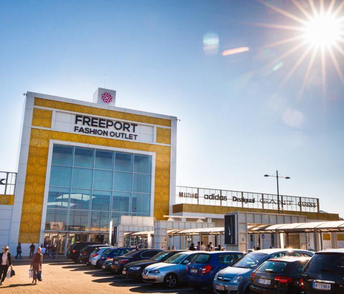 Od otevření Freeport Fashion Outlet zájem zákazníků nepolevuje