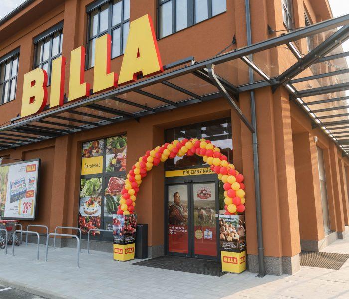 BILLA otevřela novou prodejnu v pražských Kbelích