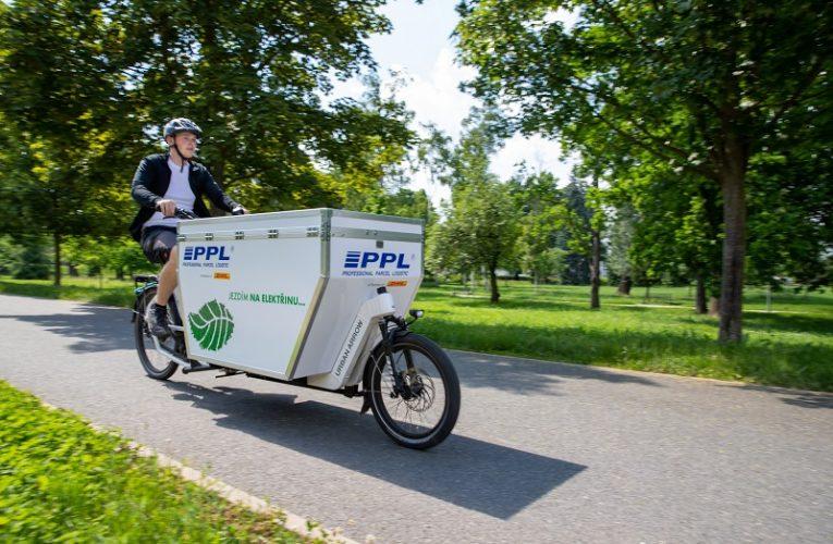 PPL dál rozšiřuje síť zelené logistiky