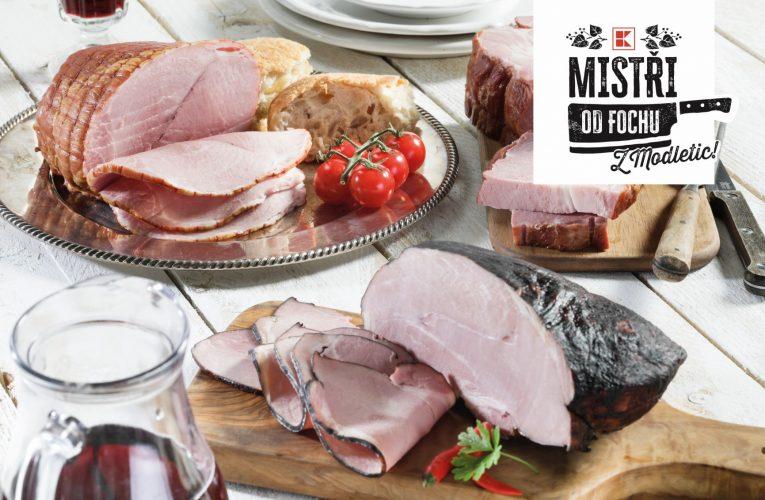 Uzená masa od K-Mistrů z Kauflandu opět získala ocenění Volba spotřebitelů 2021