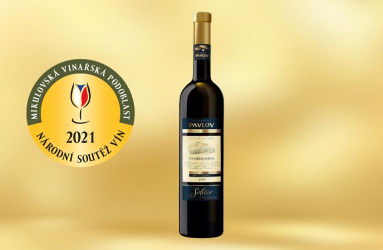 Šampionem Národní soutěže vín Mikulovské vinařské podoblasti je Chardonnay zVinařství Pavlov