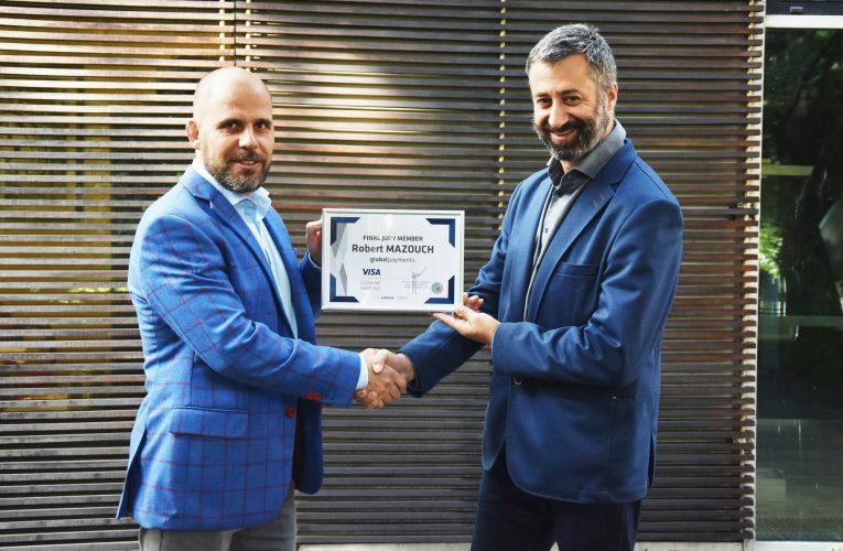 Robert MAZOUCH je novým porotcem VISA Czech Top Shop 2021