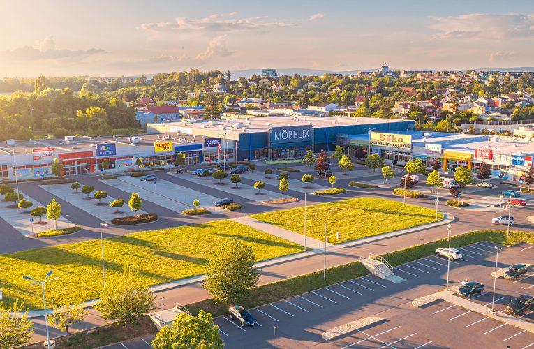 Fond Trigea koupil retail parky v Olomouci a Ostravě