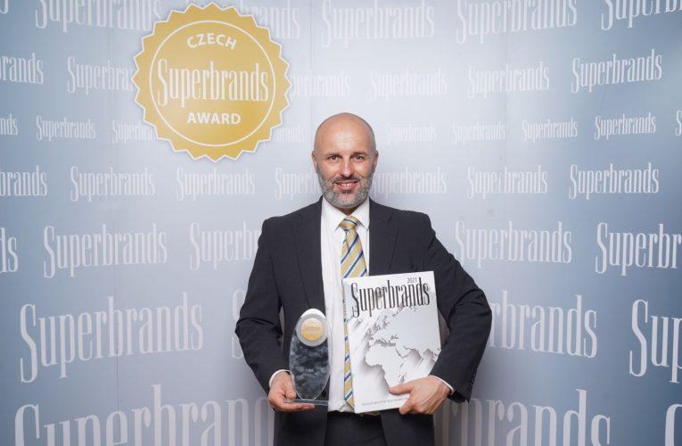 Ocenění Business Superbrands 2021 pro značku Tork